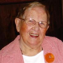 Eunice  Jeannette Hecht