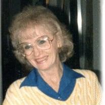 "Mildred ""Millie"" Haverstick of Selmer, TN"