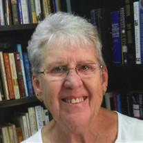 """Phyllis """"Nan"""" Lois Lackie"""