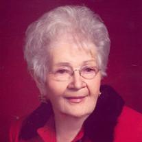 Mrs. Jimmie L. Burton