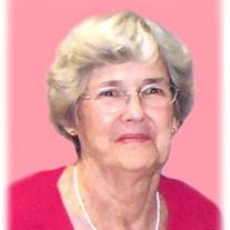 Geraldine Mitchell Sims