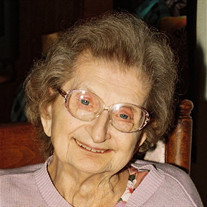 Mrs. Catherine Detz