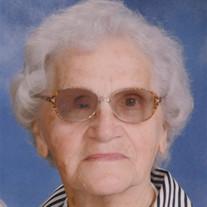 """Mrs. Beulah M. """"Bob"""" Bartlett"""