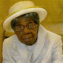 Mrs.  Gladys Gentry Snipes