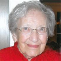 Mrs. Lillian Mohr Jost
