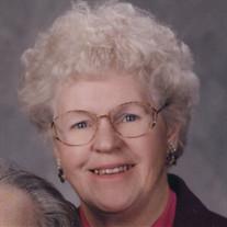 Betty  Catherine Petitt