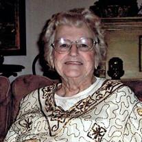 Gloria Wayne Hamilton Bowman