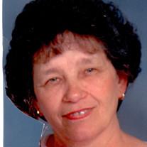 Judy Elaine Croston