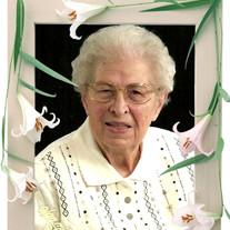 Margaret Mary Hammack