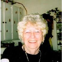 Mary Mattilea Hoffman
