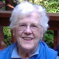 Wilma Eloise Larson