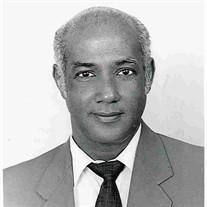 Mr. Kadean Ian Newton Gregory