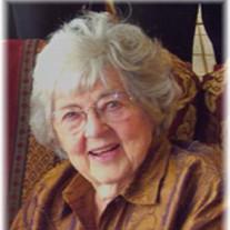 Doris Mae Ericksen