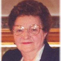 Margaret Mae Larsen