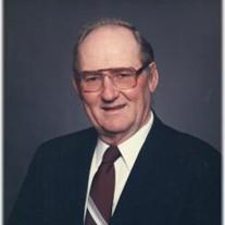 """William James """"Bill"""" Christiansen"""