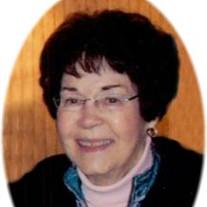 Shirley Josephine Hedstrom
