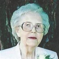 Corinne Mae Bullock