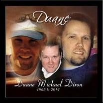 Duane M. Dixon