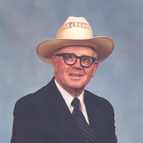 """James M. """"Big Bud"""" Hackett Sr."""