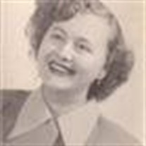 MIldred Jeanettee Butler