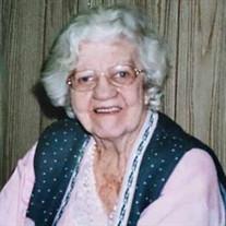 Mrs.  Noreen Edith Stoutenburg