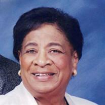 Mrs. Gertrude Averett McSayles