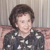 Celia Elizabeth Webb