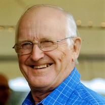 """Mr.  William """"Peter""""  Currie"""