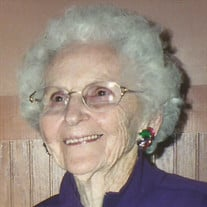 Mrs. Kathleen (Kay) Zimmerman (Grose)