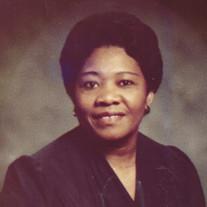 Mrs. Thelma Little