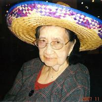 Jacinta Castillo Domantay