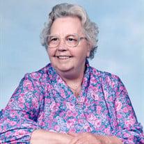 """Mildred M. """"Moonie"""" Keener"""