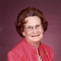Agnes Louise Edmonds