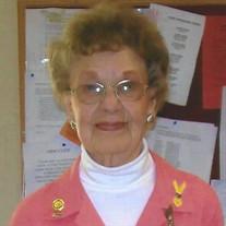 Mrs. Della A. Martin