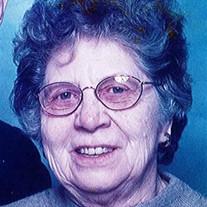 Margaret Ann Teglas