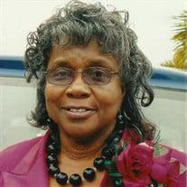 Mrs. Delores Green Wilkey