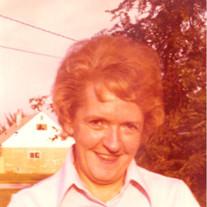 MARGARET ANN TAYLOR