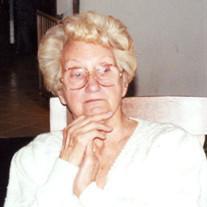 Geraldine E. Chapman Stamm