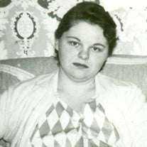 Mary Lee (Hickman) Lewis