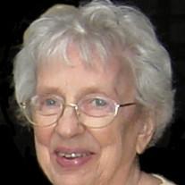 Marjorie M. Butler