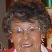 Joyce Annette Weborg