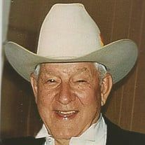 "Mr. Manuel Albert ""Pecos"" Trujillo"