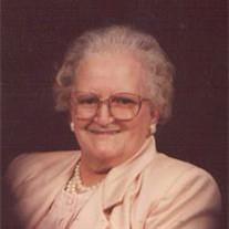 Marjorie A. Parks