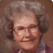 Mrs. Orpha C Wensink (Hengesbach)