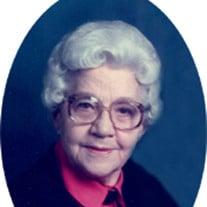 Clara Mackedanz