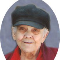 Irene M. Waltzing