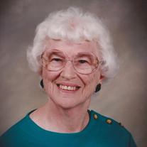 Mrs. Leota Virginia Hornbeck