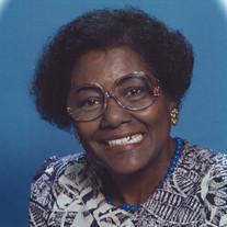 Bobbie Ruth  Garrett Alston