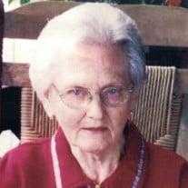 Mrs. Pearl Abercrombie