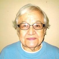 Margaret Rudkowsky